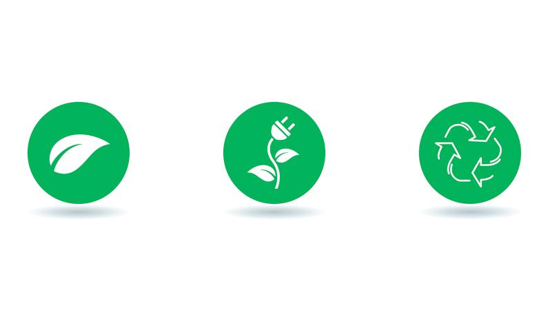 miljøvalg i en virksomhed