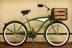 En grøn cykel til at være mere grøn