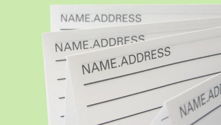 Adressekatalog