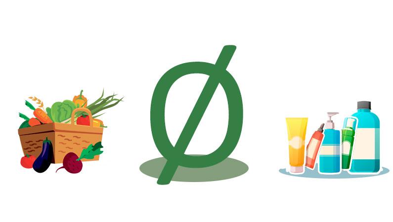 Oekologisk creme og mad