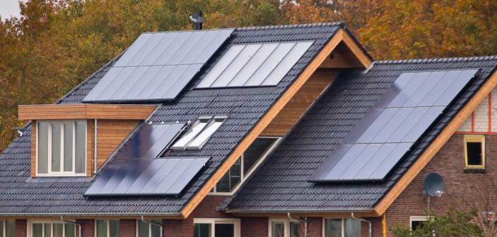 Solceller gør dit hjem meget mere bæredygtige